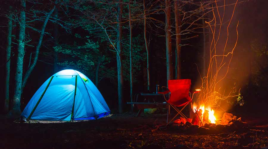 Of all the places suitable for c&ing Iu0027ve come-up with a list of some of the best places to pitch a tent in America. & Best Places To Pitch A Tent In The USA - Lookupfare