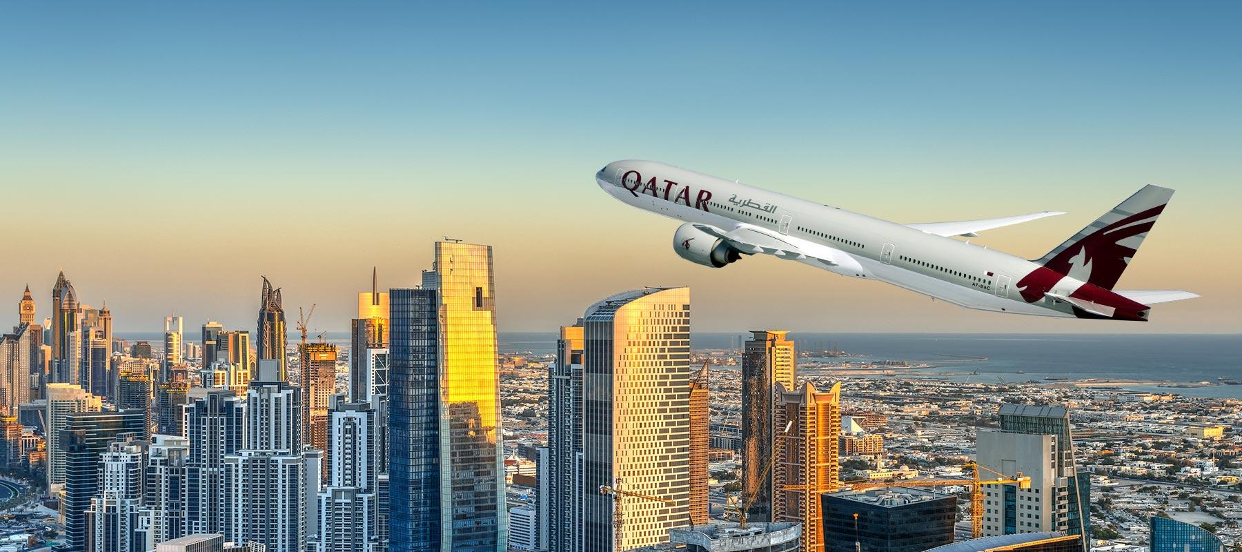 Qatar Airways Qr Flight Deals Book Airline Tickets On