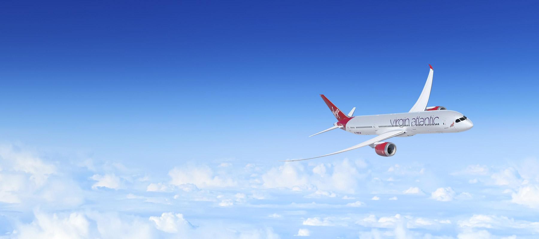 Virgin Atlantic Airlines Vs Flight Deals Book Tickets