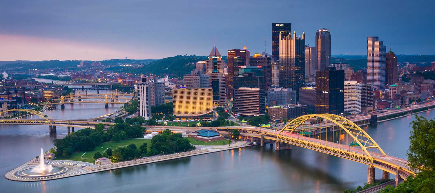 Cheap Flights To Pittsburgh Book Low Cost Airline Ticket