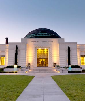Griffith Park and Griffith Observatory